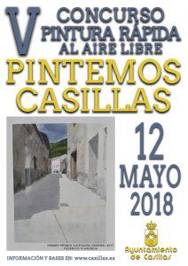 """V Concurso Pintura Rápida """"Pintemos Casillas"""""""
