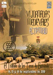 VI Jornadas Medievales El Tiemblo